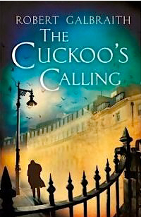 JK Rowling cover