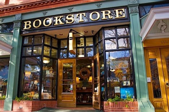 bookstore exterior