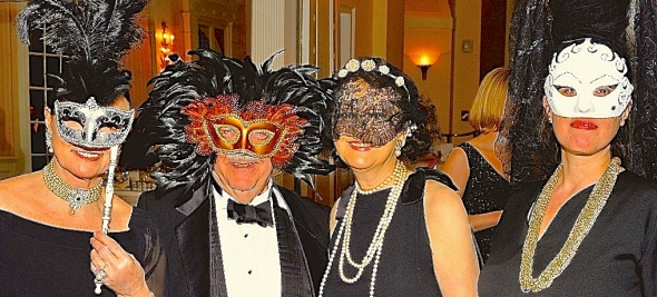 NY: Clarion Music Society Masked Ball